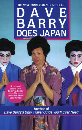 Dave Barry Does Japan by