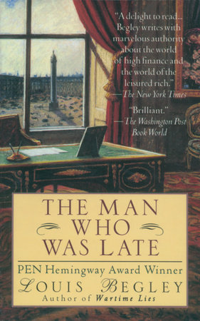 Man Who Was Late by