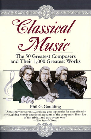 Classical Music by Phil G. Goulding
