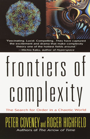 Frontiers of Complexity by Roger Highfield