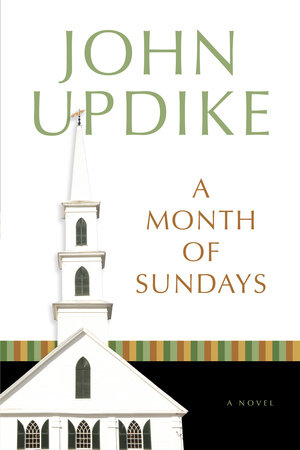 A Month of Sundays by John Updike