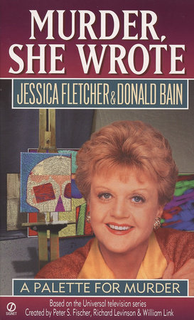Murder, She Wrote: A Palette for Murder