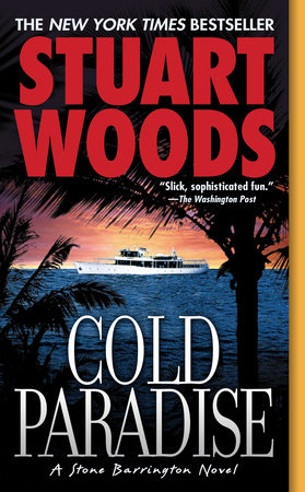 Cold Paradise book cover