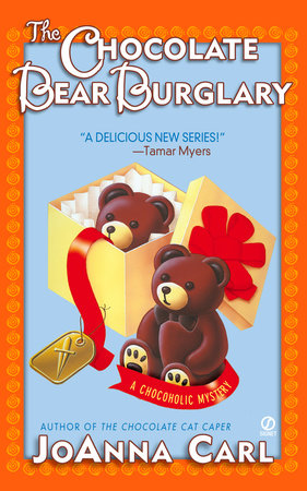 The Chocolate Bear Burglary