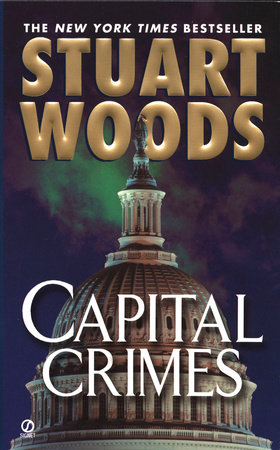 Capital Crimes book cover