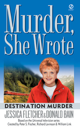 Murder,She Wrote: Destination--Murder