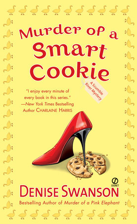 Murder of a Smart Cookie