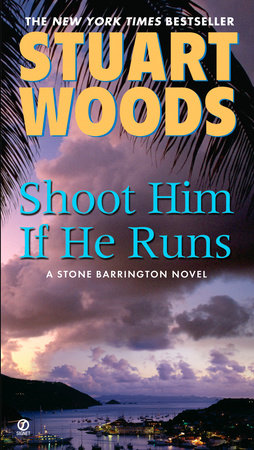Shoot Him If He Runs book cover