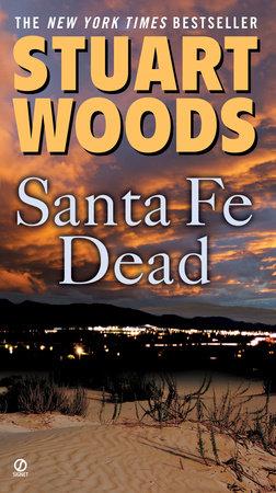 Santa Fe Dead book cover
