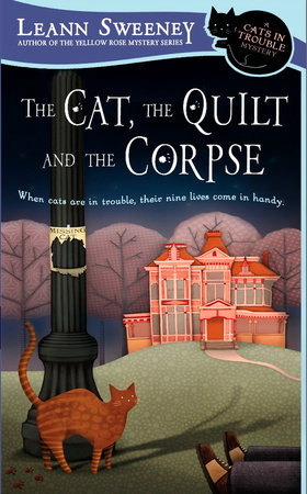 The Cat, The Quilt and The Corpse