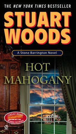 Hot Mahogany book cover