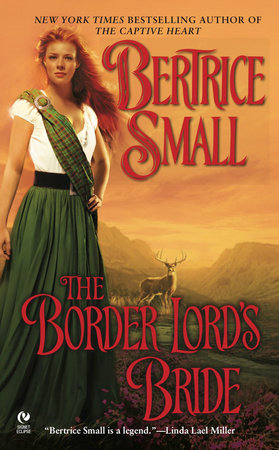 The Border Lord's Bride