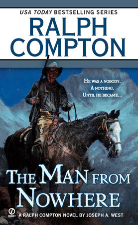 Ralph Compton The Man From Nowhere