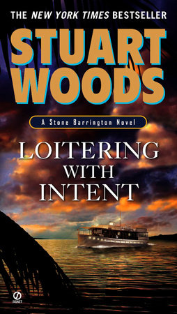 Loitering with Intent book cover