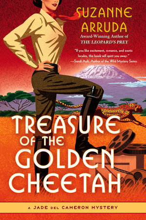 Treasure of the Golden Cheetah