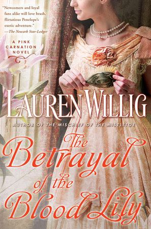 The Betrayal of the Blood Lily