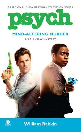 Psych: Mind-Altering Murder