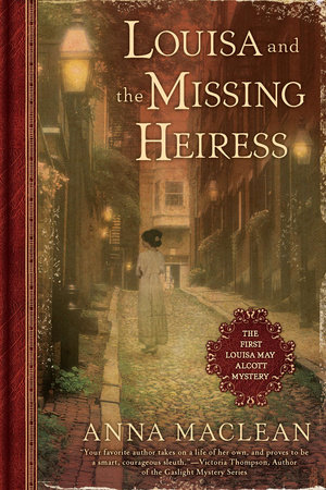 Louisa and the Missing Heiress