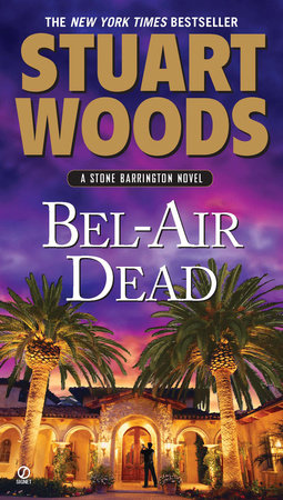 Bel-Air Dead book cover