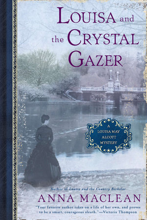 Louisa and the Crystal Gazer