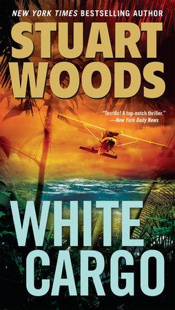 White Cargo book cover