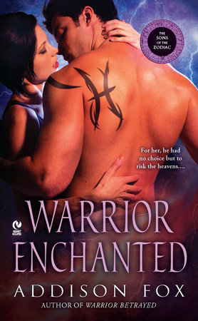 Warrior Enchanted