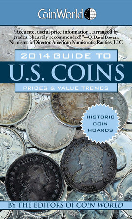 Coin World 2014 Guide to U.S. Coins