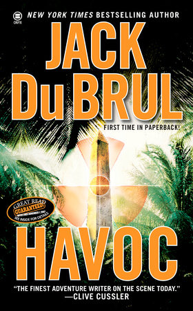 Havoc book cover