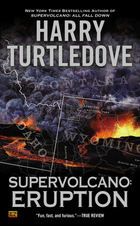 Supervolcano: Eruption