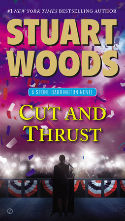 Cut and Thrust book cover