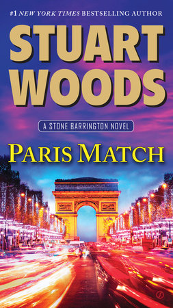 Paris Match book cover