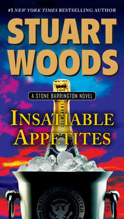 Insatiable Appetites book cover