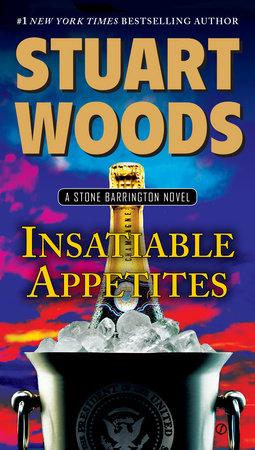 Insatiable Appetites book cover