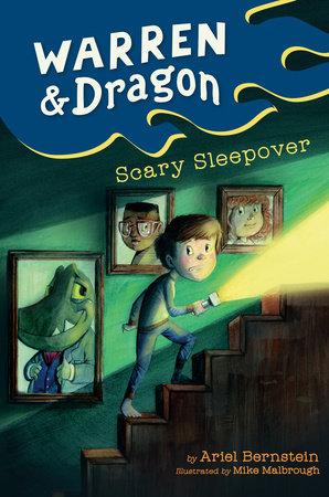Warren & Dragon Scary Sleepover