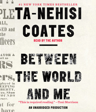 Between the World and Me book cover