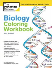 Biology Coloring Workbook, 2nd Edition