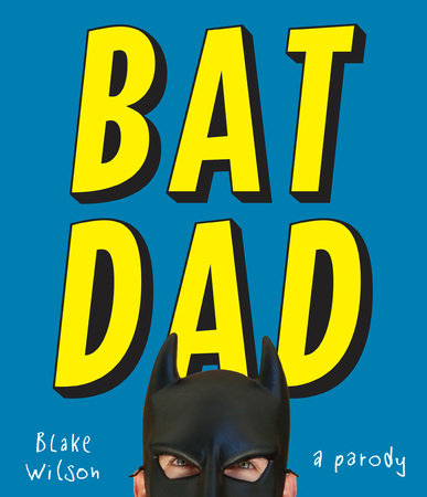BatDad book cover
