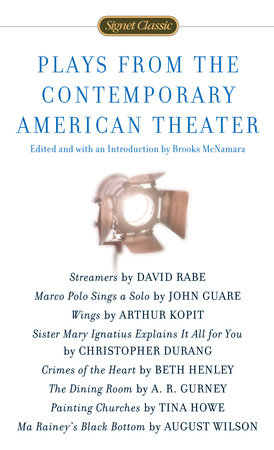 Plays From the Contemporary American Theater