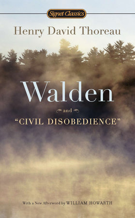 Walden and Civil Disobedience (150th Anniversary)