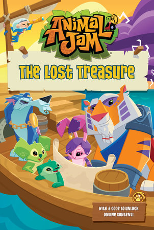 The Lost Treasure #4