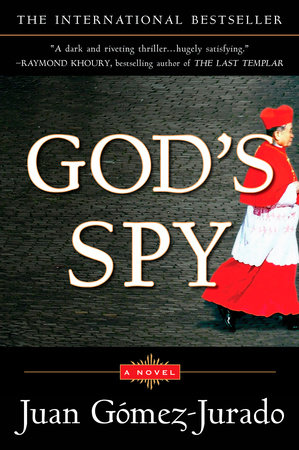 Cover of God's Spy