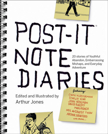 Post-it Note Diaries