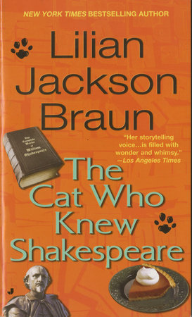 The Cat Who Knew Shakespeare