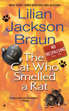 The Cat Who Smelled a Rat 10-copy