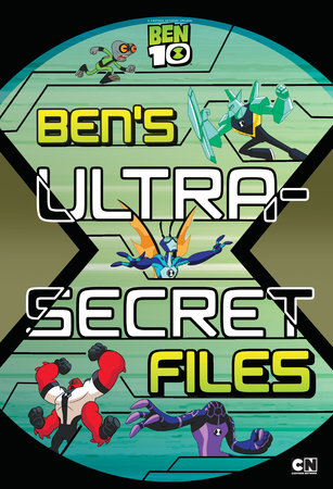Ben's Ultra-Secret Files
