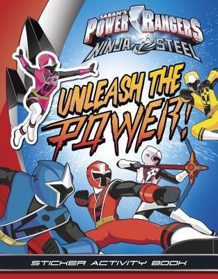 Unleash the Power! Sticker Activity Book