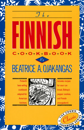 Finnish Cookbook by Beatrice Ojakangas