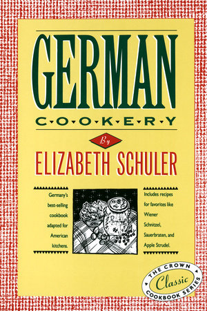 German Cookery