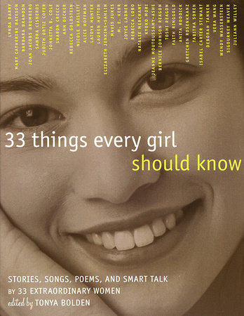 33 Things Every Girl Should Know by