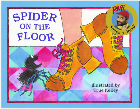 SPIDER ON THE FLOOR-GLB